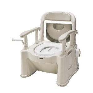 ポータブルトイレ背もたれ型SPあたたかタイプ|spuler