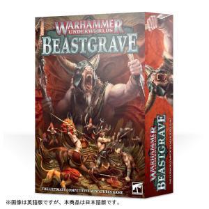 ウォーハンマー・アンダーワールド:ビーストグレイヴ(Warhammer Underworlds: B...