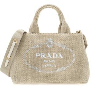 プラダ PRADA ロゴ ハンドバッグ 2WAYショルダー ...
