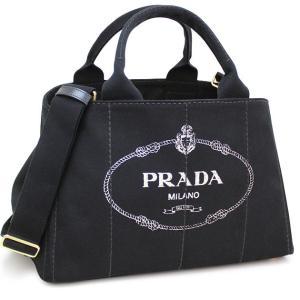 プラダ PRADA カナパ ロゴ ハンドバッグ 2WAYショ...