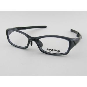 SWANS スワンズ SWF-610-SMK メガネフレーム スポーツ バイク 眼鏡 めがね サングラス 度付対応 ツーリング フィッシング 釣り サイクリング 自転車|squacy