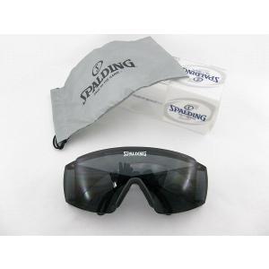 スポルディングSPO107-SMKスポーツサングラスUVカット アウトドア レジャー 釣り 紫外線カット
