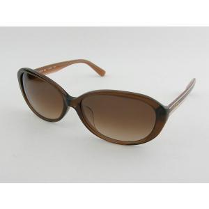 Lacoste ラコステ L724SA-210 サングラス オーバル 人気 ファッション お洒落 セクシー UV 紫外線 カジュアル レジャー ワニ クロコ 女性 ブラウン 茶色|squacy