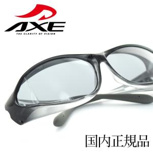 ■アックス(AXE) サングラス【専用ケース付属】 ●商品型番:SG-604P-GSM●フロントカラ...