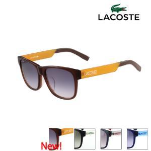 ラコステ サングラス L835SA 56サイズ ウェリントン ユニセックス 男女兼用 Lacoste ワニ UVカット 紫外線カット|squacy