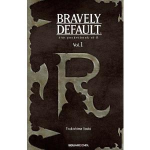 ブレイブリーデフォルト Rの手帳 Vol.1 squareenix-estore