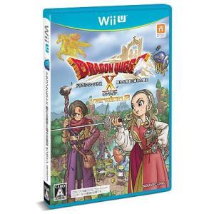 (Wii U)ドラゴンクエストX 眠れる勇者と導きの盟友 オンライン|squareenix-estore
