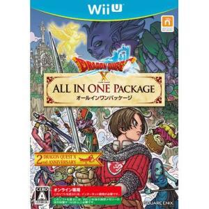 (Wii U)ドラゴンクエストX オールインワンパッケージ|squareenix-estore