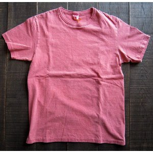 BARNS/バーンズ/Tシャツ/メンズ/無地/カットソー/半袖Tシャツ/ユーズド加工/BARNS OUTFITTERS squeezecoconuts