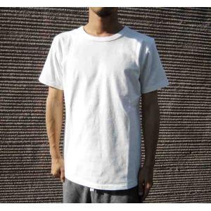BARNS バーンズ Tシャツ 無地 メンズ スクィーズココナッツ コラボ  BARNS OUTFITTERS バーンズアウトフィッターズ ハード ウォッシュ加工 6714sqc|squeezecoconuts