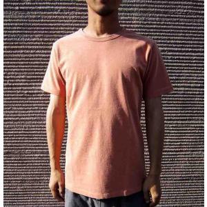 BARNS バーンズ Tシャツ 無地 メンズ スクィーズココナッツ コラボ  ピグメント BARNS OUTFITTERS バーンズアウトフィッターズ ウォッシュ加工|squeezecoconuts