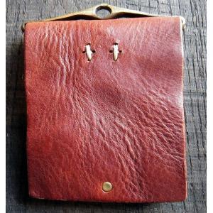 Haru ハル ウォレット マネークリップ wallet 二つ折り財布イタリアンショルダーレザー メンズ レディース|squeezecoconuts