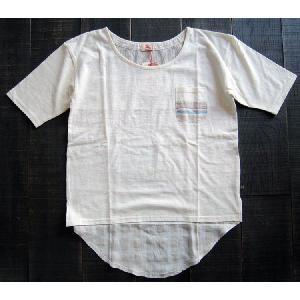 KRIFMAYER/カットソー/レディース/半袖/ビッグTシャツ/ポケT/クリフメイヤー|squeezecoconuts