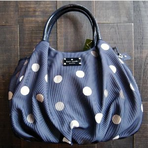 kate spade/ケイト・スペード/トートバッグ/レディース/ドット柄|squeezecoconuts