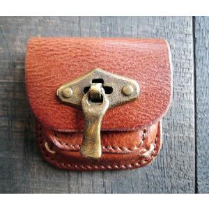 Haru ハル 財布 コインケース クールイタリアンショルダーレザー crump クランプ日本製 MADE IN JAPAN HC-520 cow hideプレゼントにもおすすめ|squeezecoconuts