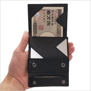 薄い財布 abrAsus(アブラサス)メンズ 二つ折り革財布|srcc|02