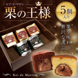 マロンケーキ 5個入り プレーン&ショコラ ロアドマロン ギフト お歳暮 プレゼント 誕生日プレゼント お菓子 詰め合わせ 内祝い|srr-shop