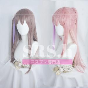 【COSPLAY WIG】少女前線 girls-frontline ドールズフロントラインAR15 コスプレ 耐熱ウィッグ キャラクター srs-h