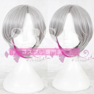 【COSPLAY WIG】少女前線 girls-frontline ドールズフロントライン 競争者 コスプレ 耐熱ウィッグ キャラクター srs-h