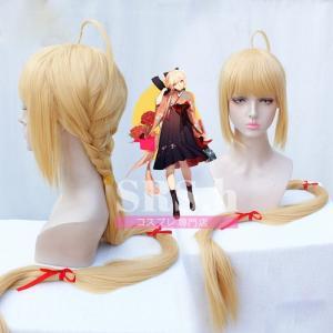 【COSPLAY WIG】少女前線 girls-frontline ドールズフロントライン桜吹雪 コスプレ 耐熱ウィッグ キャラクター 100cm 150cm srs-h