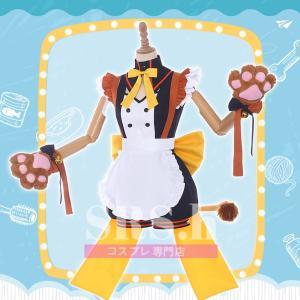 僕のヒーローアカデミア 爆豪勝己  メイド服 コスプレ衣装コスチューム アニメ ゲーム オーダーメイド対応|srs-h