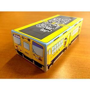 島鉄(しまてつ)幸せの黄色い列車の手延べそうめん ★島鉄グッズ★|srshop