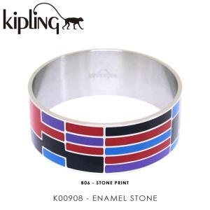 キプリング Kipling K00908B06 『ENAMEL STONE』(STONE PRINT) エナメルバングル ss-k-mart