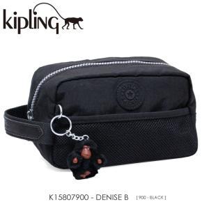 Kipling【キプリング】/BASIC/ K15807900 『DENISE B』(BLACK) ポーチ ss-k-mart
