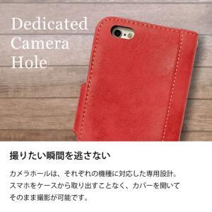 iPhone11 Pro Max 手帳型 スマホ ケース アンティーク調 ヴィンテージ ビンテージ PUレザー カード収納 ss-link 05