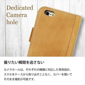 F-03K らくらくスマートフォン me 手帳型 スマホ ケース 本革 レザー ビンテージ調 ヴィンテージ オイルレザー カード収納|ss-link|07