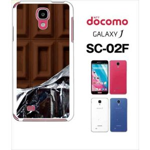 GALAXY J 【SC-02F】専用ケース  素材:ポリカーボネット サイズ: 縦:約13.9cm...