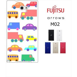 arrows M02 / RM02 アローズ ホワイトハードケース ジャケット booboo-A 車 自動車|ss-link