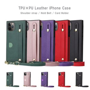 iPhone12 ケース 12Pro 12ProMax 12mini iPhone11 11pro 11ProMax カバー ストラップ 落下防止 スタンド アイフォンケース おしゃれ 韓国 スマホケース|ss-link