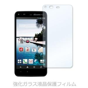 SH-01F AQUOS PHONE ZETA アクオスフォン 強化ガラス 液晶 保護 フィルム 2.5D 硬度9H ラウンドエッジ加工|ss-link