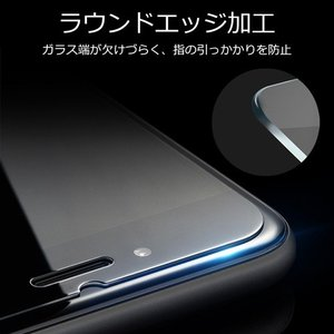 SHL22 AQUOS PHONE SERIE ガラスフィルム 保護フィルム 液晶保護 強化ガラス シート ガラス ss-link 03