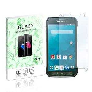 SC-02G GALAXY S5 Active ガラスフィルム 保護フィルム 液晶保護 強化ガラス シート ガラス|ss-link