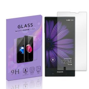 SHV31 AQUOS SERIE mini アクオス ガラスフィルム 保護フィルム 液晶保護 強化ガラス シート ガラス|ss-link