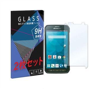SC-02G GALAXY S5 Active 2枚セット ガラスフィルム 保護フィルム 液晶保護 強化ガラス シート ガラス|ss-link