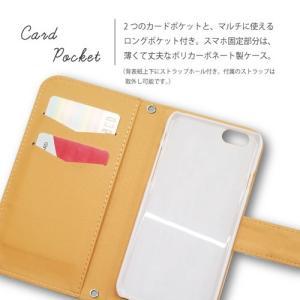 iPhone11 Pro スマホケース 手帳型 PUレザー リボン スカーフ チェーン ストラップ ファー|ss-link|04