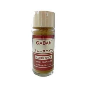 GABAN(ギャバン) カレースパイス 18g パウダー
