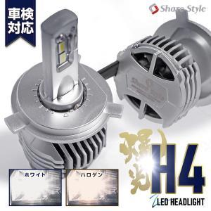 ハイエース KDH TRH GDH TRH2##系 専用 H19.8〜 (H4仕様車専用) H4 LEDヘッドライト Glanz シェアスタイル ss-style8