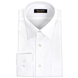 ワイシャツ メンズ 長袖 形態安定 レギュラーカラー 白 ドレスシャツ Yシャツ カッターシャツ ビジネスシャツ ランキング 送料無料  冠婚葬祭 就活|シャツステーション