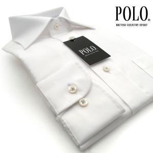 POLO b.c.s.||ワイシャツ 形態安定加工・ピンオックスフォード・長袖・ワイシャツ|ss1946