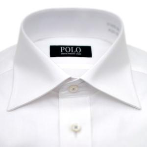 POLO b.c.s.||ワイシャツ 形態安定加工・ピンオックスフォード・長袖・ワイシャツ|ss1946|02