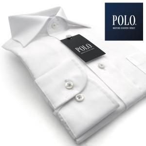 POLO b.c.s.||ワイシャツ・長袖・形態安定・スリム・ピンオックスフォード|ss1946