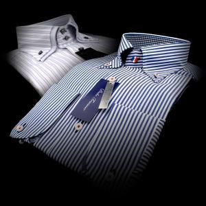 有名ブランド| ワイシャツ・綿100シャツ福袋!! 2枚で¥3,990:定価9,720円相当|ss1946|02