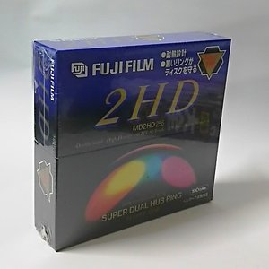 5インチ フロッピーディスク (10枚入り)  富士写真フイルム