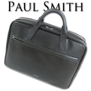 ポールスミス Paul Smith PU/牛革 ラウンドファ...