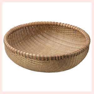 『竹』丸タイプバスケット「48×16cm」|sshana