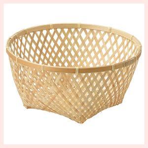 『竹』丸タイプバスケット「30×15cm」|sshana